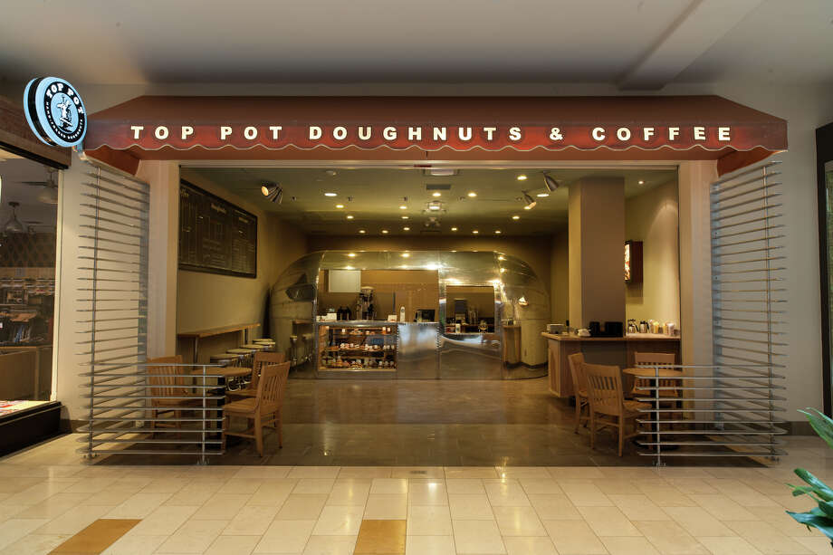 Top Pot opened its latest cafe, in Bellevue Square, in 2012. For years, Top Pot only had three shops. (Cap Hill, Belltown, Wedgwood). It now has 14 locations.
