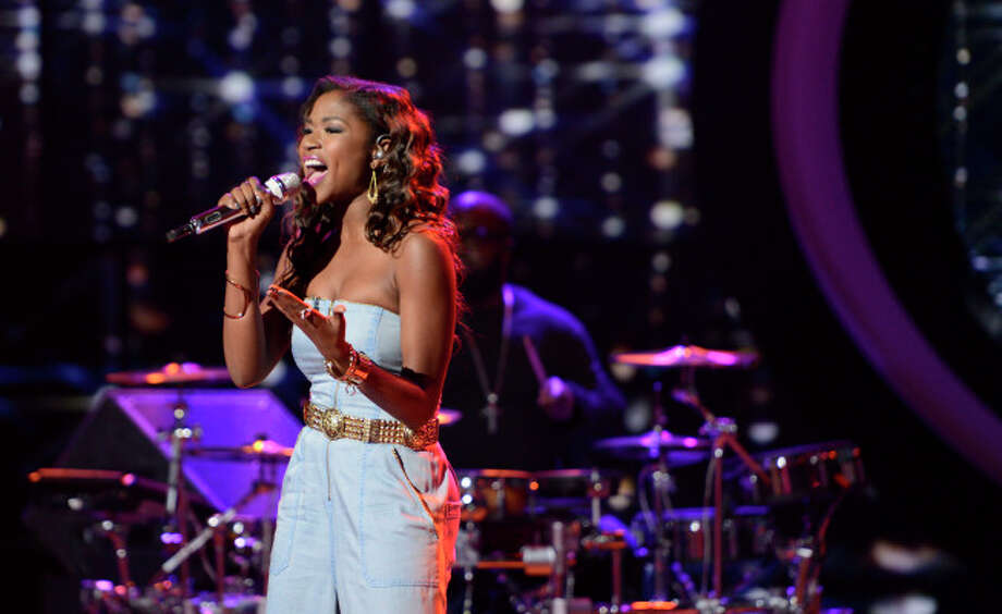 AMERICAN IDOL: Amber Holcomb performs on AMERICAN IDOL Wednesday, April 10 (8:00-10:00 PM ET/PT) on FOX. CR: FRank Micelotta / FOX. Copyright: FOX.