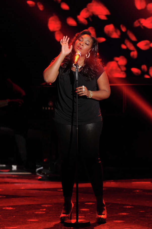 AMERICAN IDOL: Candice Glover performs on AMERICAN IDOL Wednesday, April 10 (8:00-10:00 PM ET/PT) on FOX. CR: FRank Micelotta / FOX. Copyright: FOX.