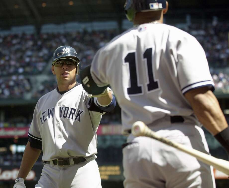 LARGEST SAFECO CROWD46,596 -- May 9, 2004And also for reference, this is the largest crowd in Safeco Field history. It came when A-Rod and the Yankees were in town on Sunday, May 9, 2004. The Mariners lost that one too, 7-6.