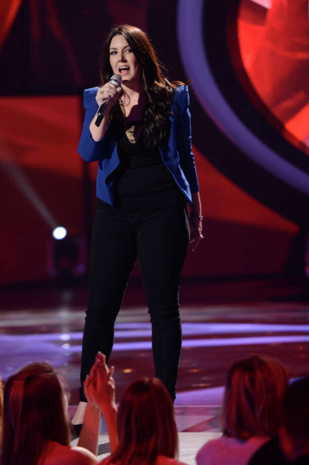 AMERICAN IDOL: Kree Harrison makes it to the final 10 on AMERICAN IDOL airing Thursday, March 7 (8:00-9:30 PM ET/PT) on FOX. CR: Michael Becker / FOX. Copyright: FOX.