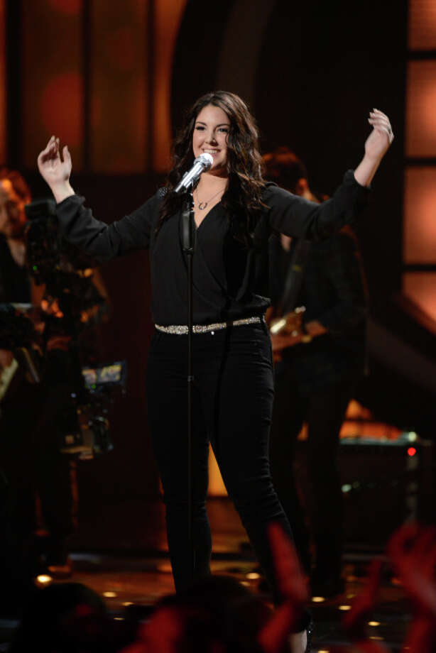 AMERICAN IDOL: Kree Harrison performs on AMERICAN IDOL Wednesday, March 20 (8:00-10:00 PM ET/PT) on FOX. CR: Frank Micelotta/ FOX. Copyright: FOX.