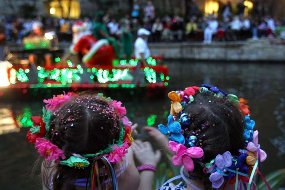"""In April, things tend to get a bit crazy in San Antonio — outright strange if you're not from here. We call it Fiesta. During this time, we smash confetti-filled eggs over our heads like lunatics. People pretending to be royalty are seen everywhere. Ladies don crowns of flowers and ribbon. Military-style medals become the popular form of currency. And we yell things like """"Show us your shoes!""""If you're new to these parts, or maybe just need a refresher, here's a complete guide to the fun."""