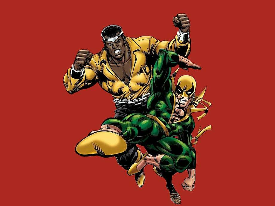 "Lower-key heroes Power Man and Iron Fist possess a throwback ""The Rockford Files"" kind of vibe. Photo: Marvel"
