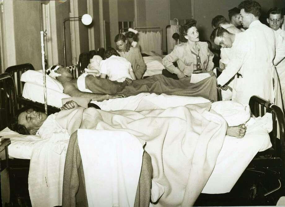 Texas City Disaster 1947 Photo: Chron File