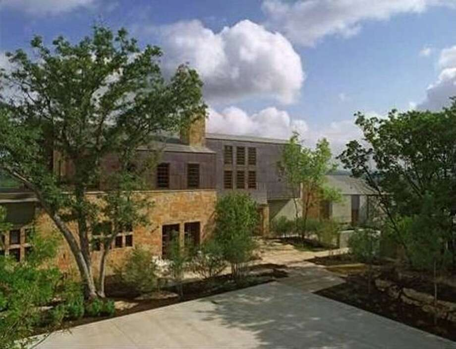Lance Armstrong reportedly purchased this $4.3 million home near Lake Austin.Source: Curbed and Redfin Photo: Redfin Via Curbed