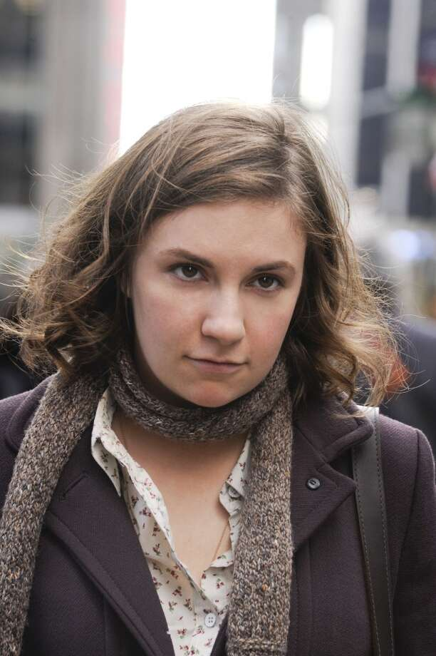 Lena Dunham, the creative force behind HBO\'s edgy \'Girls.\'