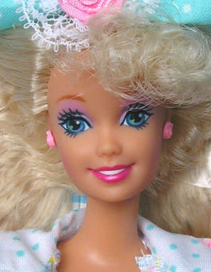 "Teen Talk Barbie said 270 phrases, including ""Math class is tough."""