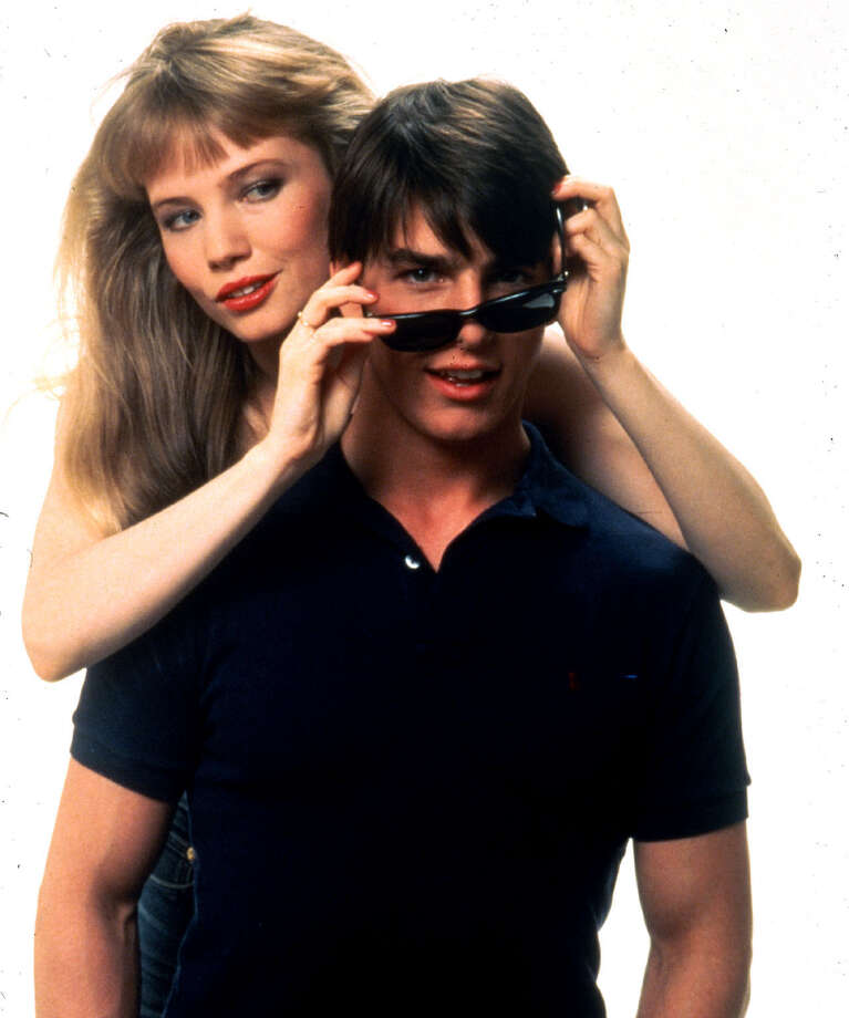 A privileged high-school senior ( Tom Cruise) learns life lessons from a call girl(Rebecca De Mornay) in the 1983 comedy movie ''Risky Business'' Wednesday on The WB Network (8 p.m. ET).