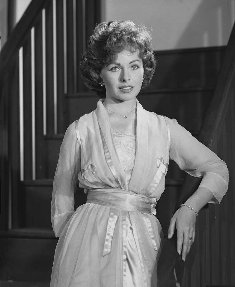"Jeanne Crain in ""The Great Gatsby"" on PLAYHOUSE 90.  Image dated June 11, 1958. Photo: CBS Photo Archive, Getty Images / 1958 CBS Photo Archive"