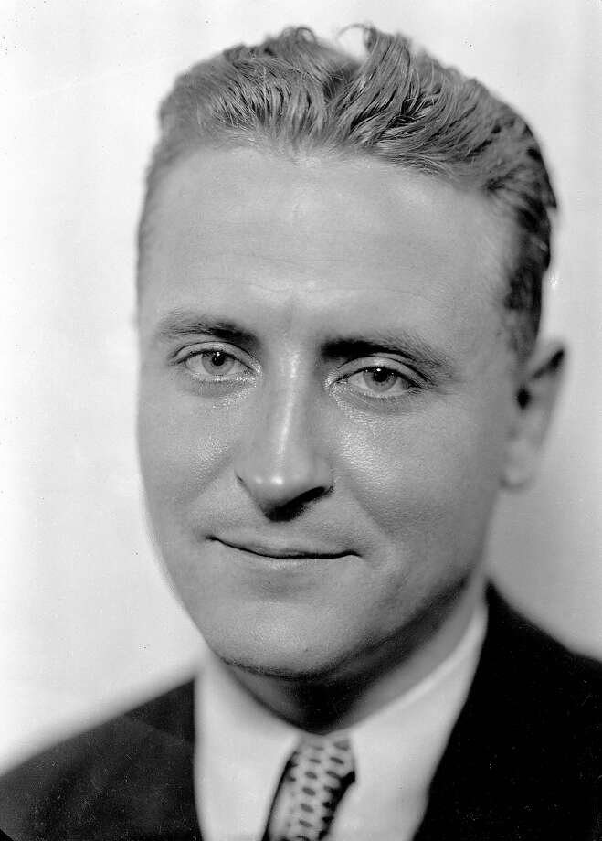Francis Scott Fitzgerald, American novelist, in Paris, about 1930. Photo: Martinie, Getty Images / Martinie/Roger Viollet