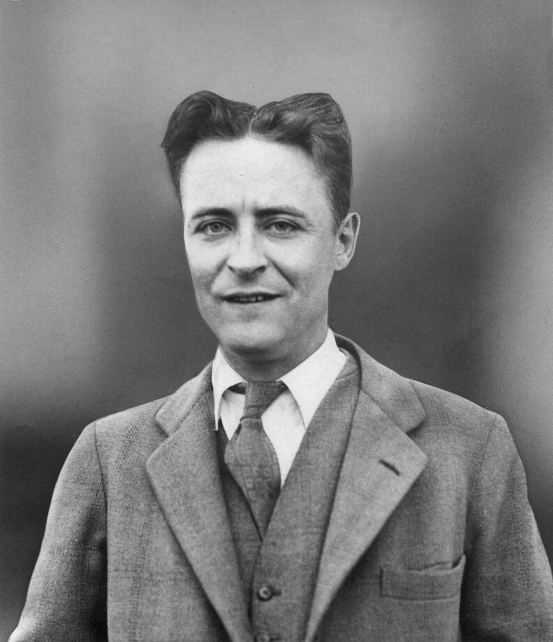 Portrait of American author Francis Scott Fitzgerald in 1935. Photo: Hulton Archive, Getty Images / Archive Photos