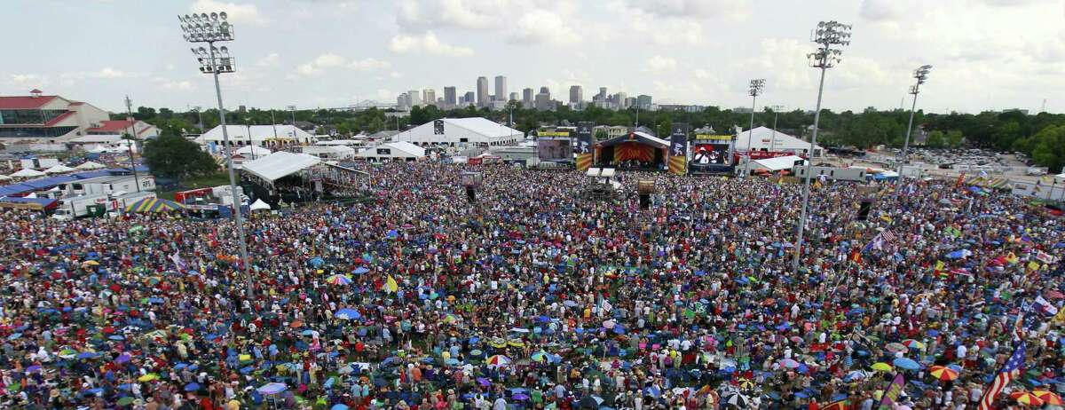 The New Orleans Jazz and Heritage Festival attracts 450,000 fans during its seven-day run. Despite heat, humidity, crowds and costs, music festivals are more popular than ever, attracting millions of fans, with 270 festivals of various types annually in the U.S.