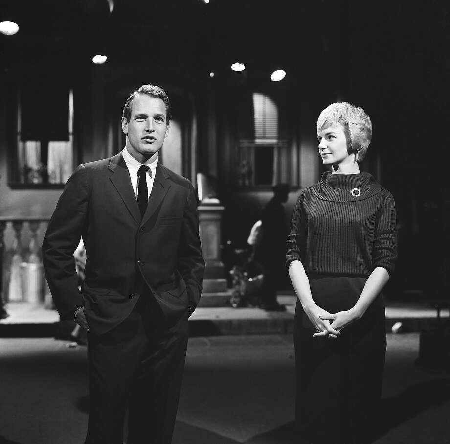 Actor Paul Newman, wife/actress Joanne Woodward  in 1960. Photo: NBC, Getty Images / 2012 NBCUniversal, Inc.