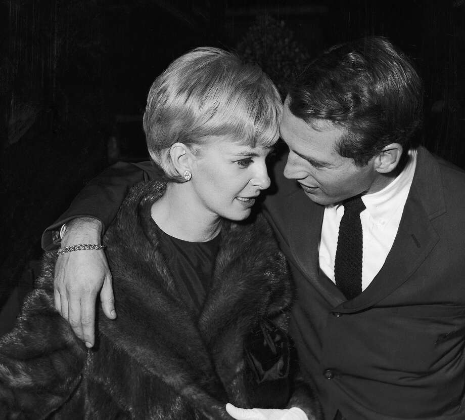 Paul Newman And Joanne Woodward Around 1958-1959. Photo: Keystone-France, Getty Images / 1958 Keystone-France