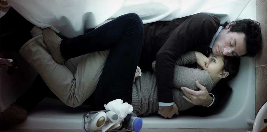 "Shane Carruth and Amy Seimetz star in ""Upstream Color."" Carruth wrote and directed the film. Photo: ERPB, HO / ERPB"