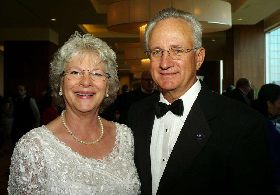 Elaine and Steve G. Persyn