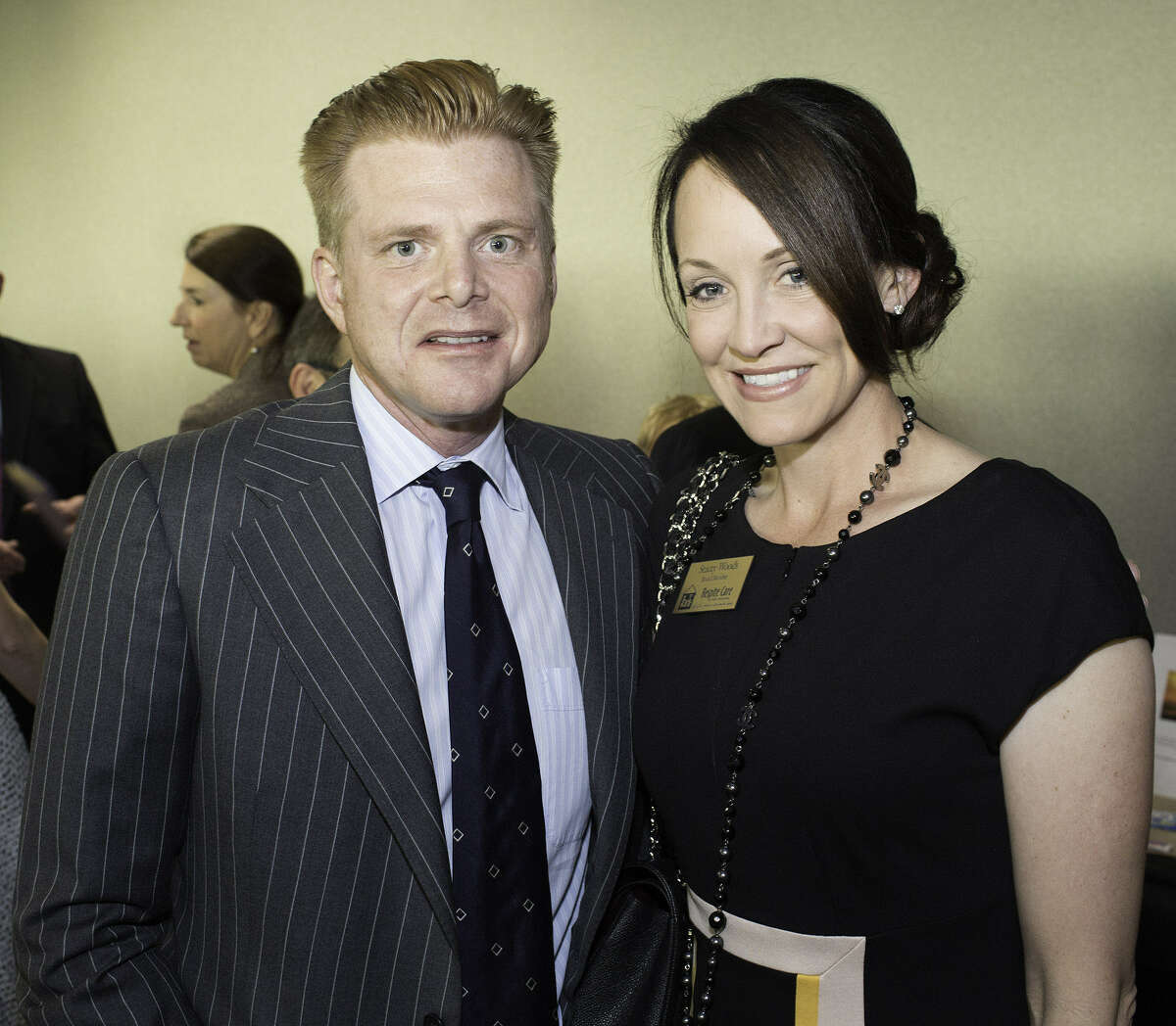 Mark and Stacey Woods