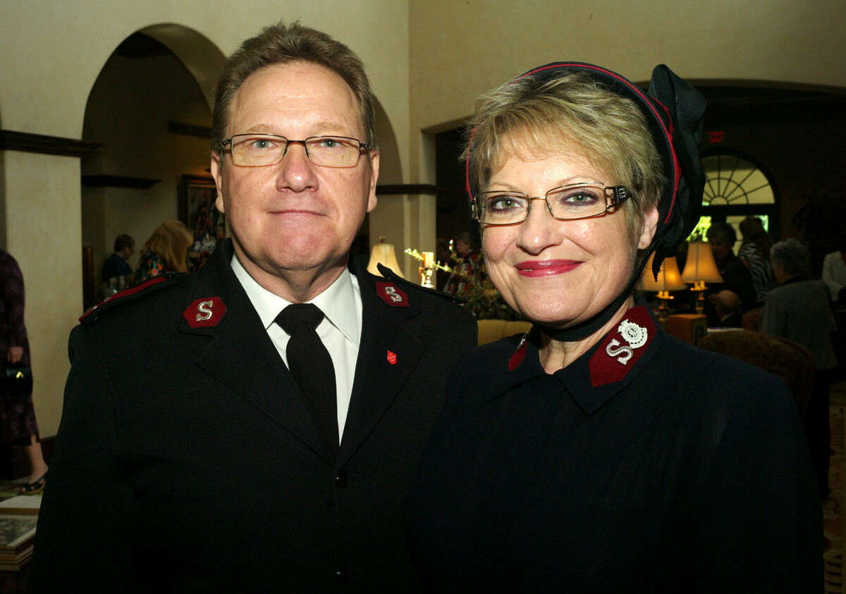 Capts. Russell and Tracey Czajkowski
