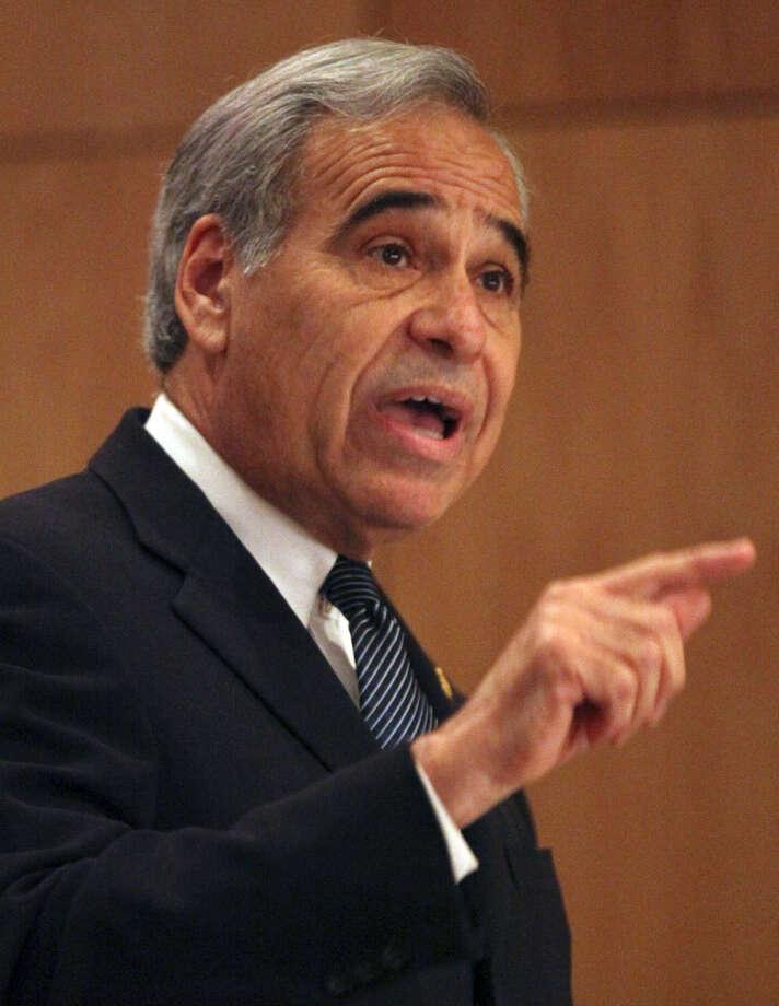 Charles Gonzalez is chief of public engagement for VIA Metropolitan Transit. Photo: File Photo, San Antonio Express-News