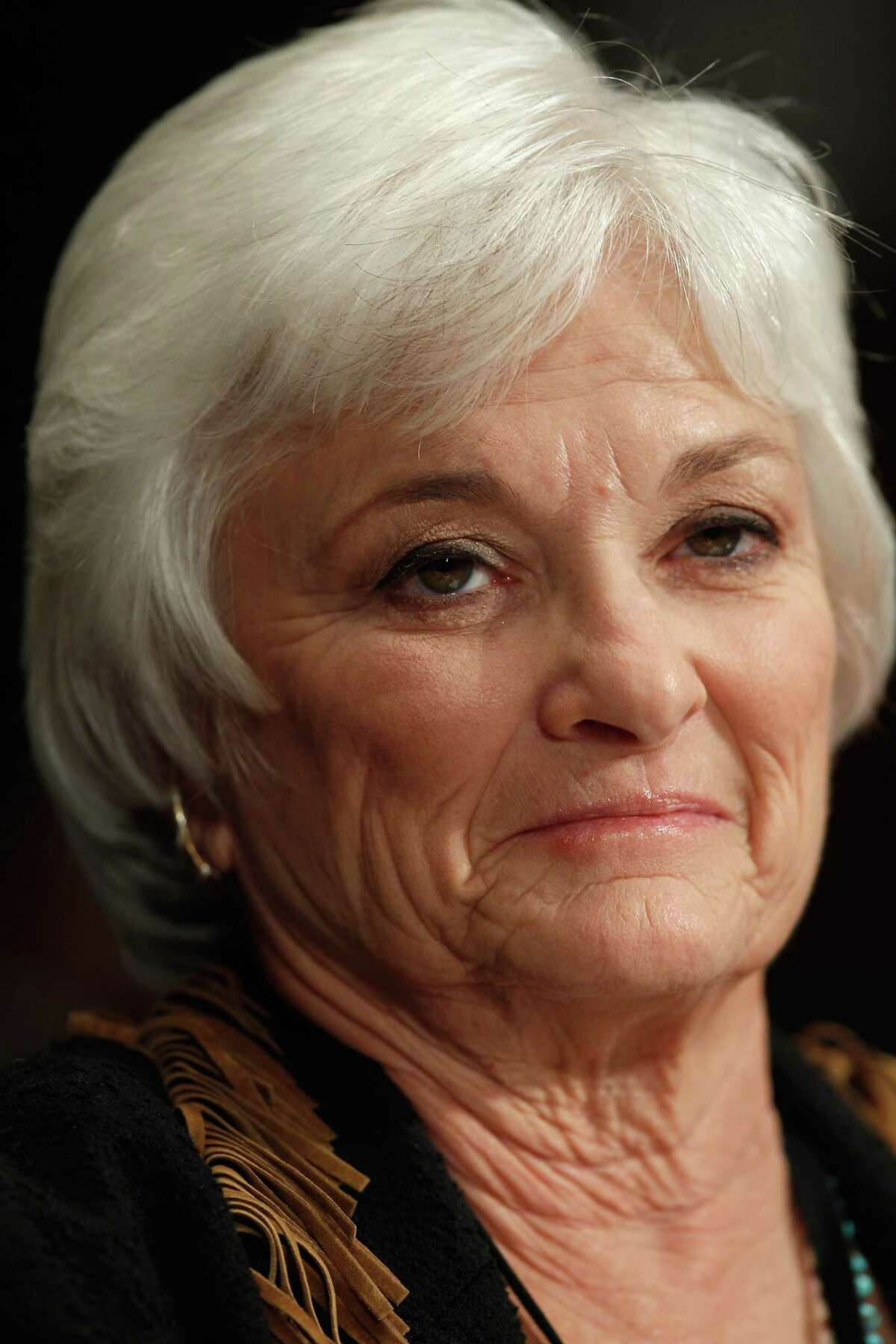 """""""Shame on you,"""" was the reaction of Patricia Maisch, a survivor of the mass shooting in Tucson, Ariz. Along with Lori Haas, whose daughter was wounded at Virginia Tech, she was escorted from the Capitol."""