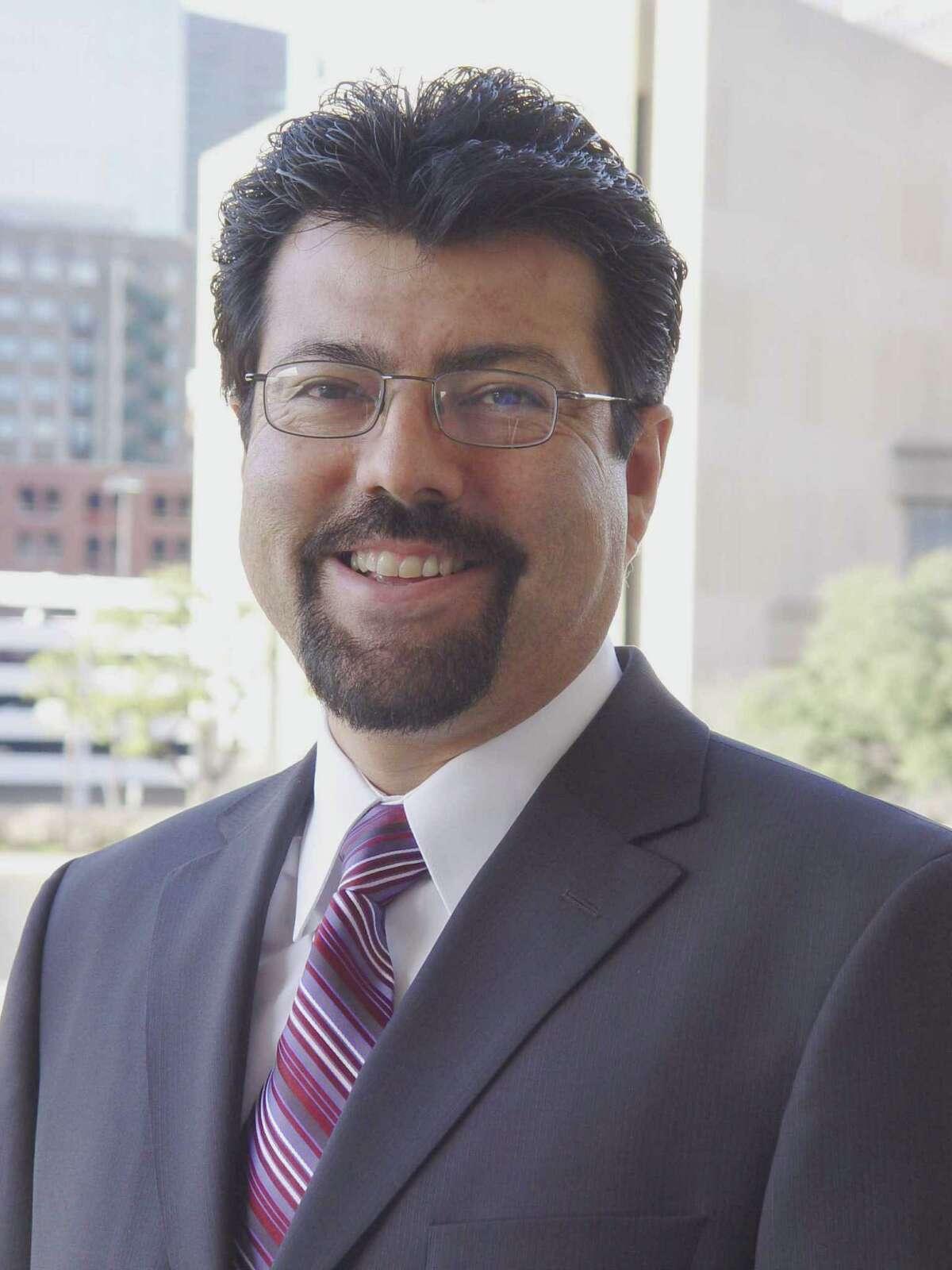 Ramiro S. Salazar is director of the San Antonio Public Library.