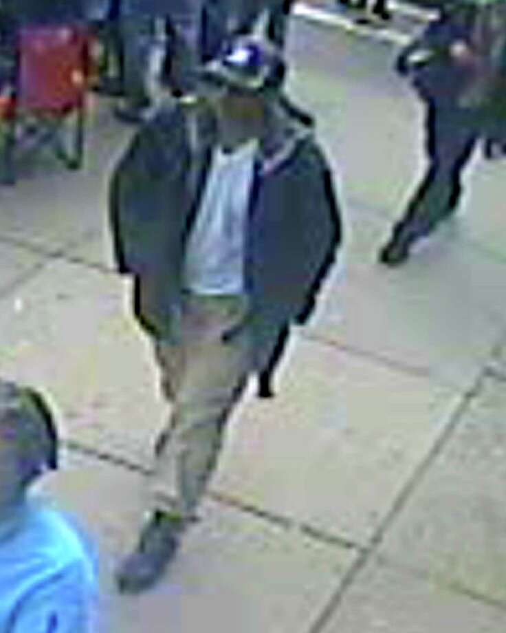 In this image released by the Federal Bureau of Investigation (FBI) on April 18, 2013, two suspects in the Boston Marathon bombing walk near the marathon finish line on April 15, 2013 in Boston, Massachusetts. The twin bombings at the 116-year-old Boston race resulted in the deaths of three people with more than 170 others injured. Photo: FBI.gov
