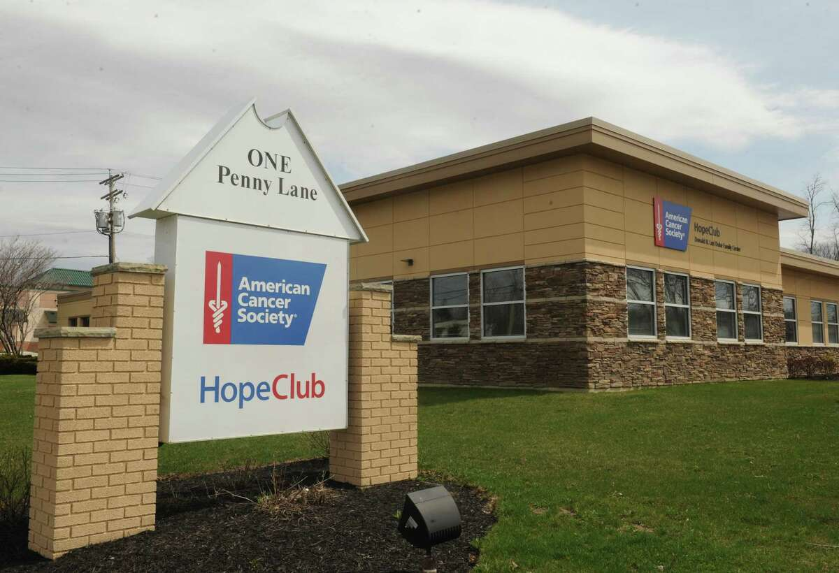 American Cancer Society at 1 Penny Lane on Thursday April 18, 2013 in Latham, N.Y. (Michael P. Farrell/Times Union)