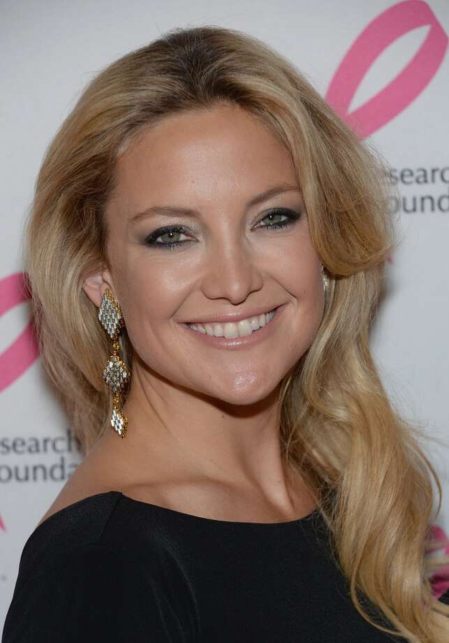 Kate Hudson attends the 2013 Hot Pink Party at The Waldorf=Astoria on April 17, 2013 in New York City.  (Photo by Dimitrios Kambouris/Getty Images)
