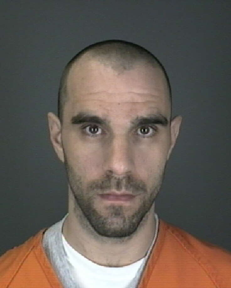 Robert L. Costello, 31, of Schenectady is charged with third-degree  robbery. (Colonie police photo)