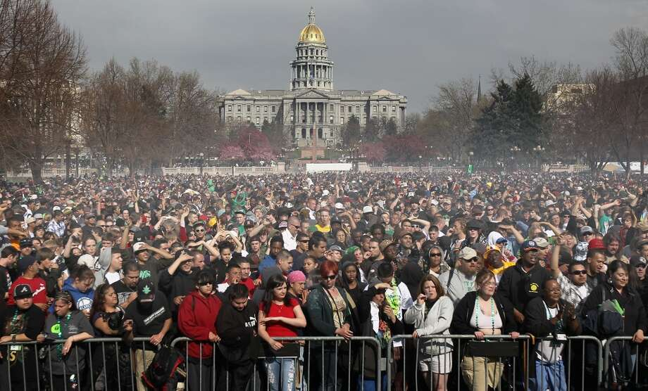 15. Denver, Colo. Photo: John Moore, Getty Images