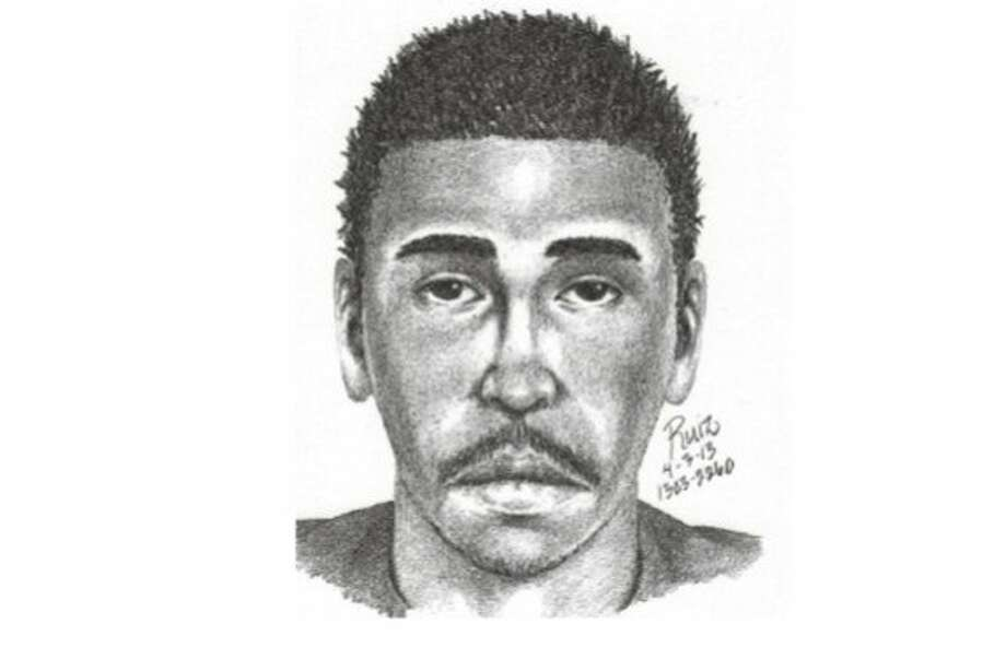 BART police released this sketch Thursday of a suspect in a fatal shooting at the Richmond BART station on March 14. Photo: Courtesy BART Police