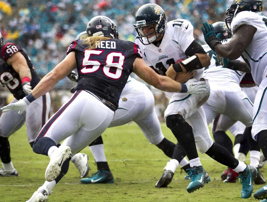 Dec. 5 – At Jacksonville Time: 7:25 p.m. TV: NFL Network McClain comment: Texans own Jags, and they'll beat them again in last prime-time game.  Prediction: Texans 29-16   Record: 11-2 Photo: Brett Coomer , Chronicle