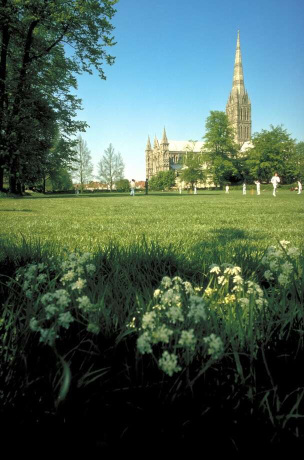Salisbury Cathedral has started two-hour group tours that focus on the cathedral\'s flower-themed architecture and floral arrangements, with visits to the cathedral's cutting garden also possible. www.salisburycathedral.org.uk