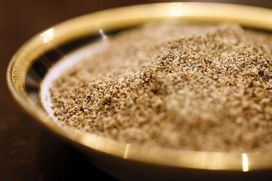 Chia seeds have a variety of health benefits, including aiding digestion. Photo: Sean Havey, The Chronicle