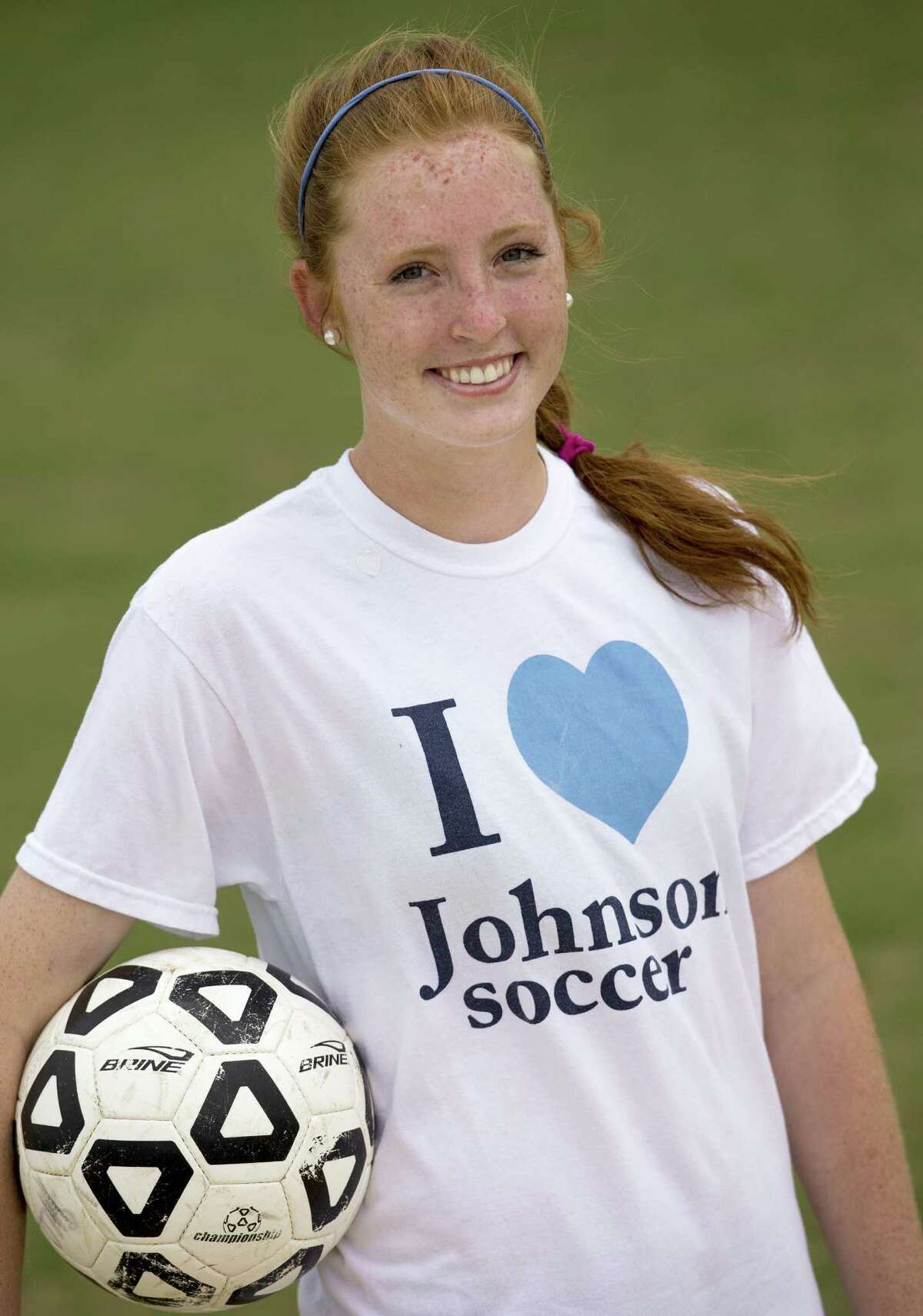 Johnson's Amber Stearns (pictured) and sister Morgan Stearns also are U.S. youth national team players.