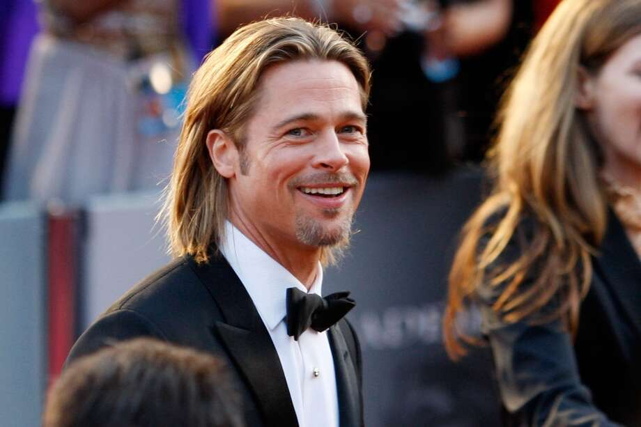 Brad Pitt, suggested by Jaqjulie.