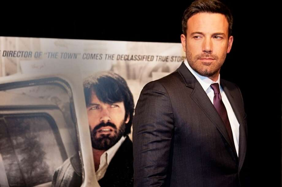 Ben Affleck, suggested by Borland.