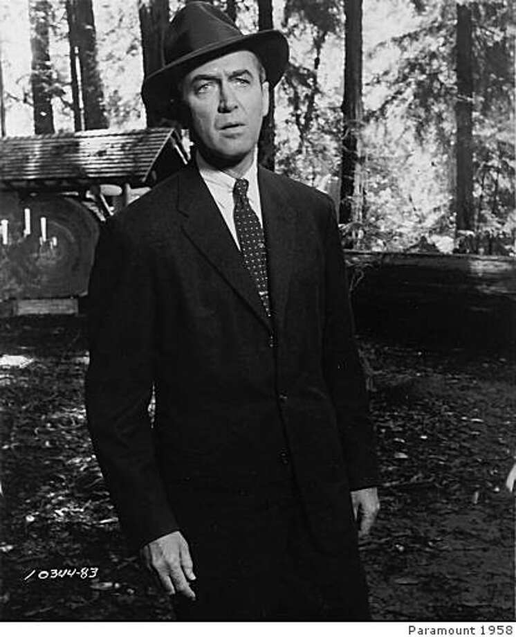 James Stewart, suggested by tstrub.