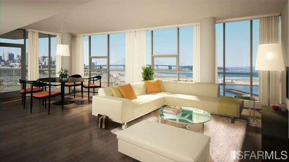 Lots of light, modernity. Photos via The Madrone/Brent Haywood