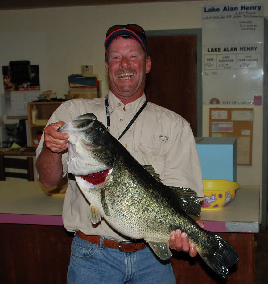 ">>>Click through to see the best-but-little-known spots for anglers in West Texas  Alan Henry Reservoir: ""(This is) where anglers can find Alabama spotted bass. The Garza County lake also happens to be the number one largemouth bass lake in the Amarillo district, having produced more than 27 Toyota ShareLunker Legacy Class largemouth bass over 13 pounds and many other reported double-digit bass since its impoundment. The Sam Wahl Recreation Area has an excellent dock and fishing pier facilities along with primitive campsites and places to park self-contained RV's."" Photo: David Campbell, Texas Parks & Wildlife Dept / handout email"