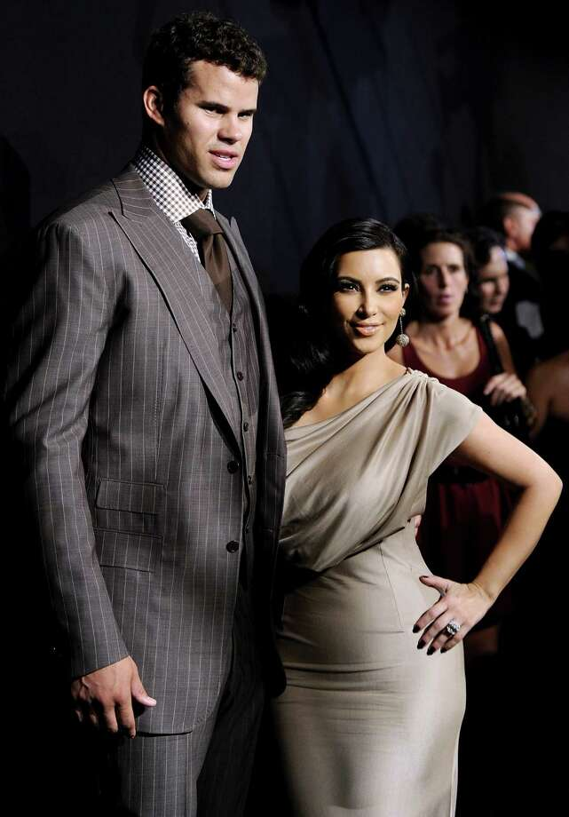 We watched Kim's 72-day marriage come together and fall apart. Photo: Evan Agostini, Associated Press / AP2011