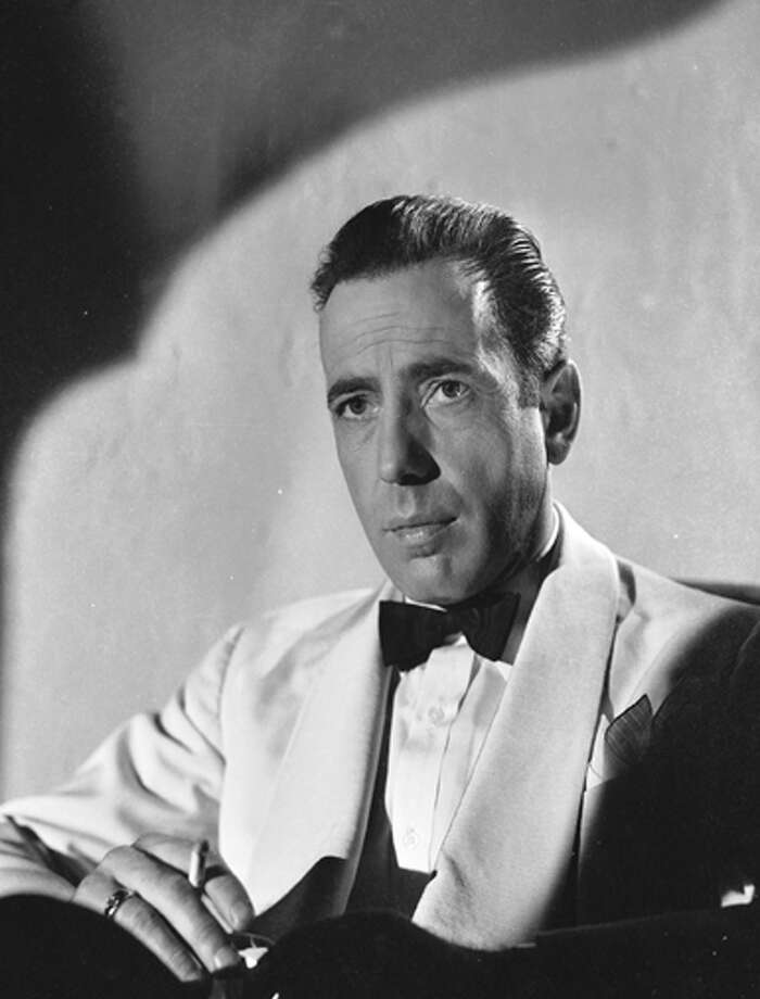 Humphrey Bogart, suggested by almost everybody. Photo: John Kobal Foundation