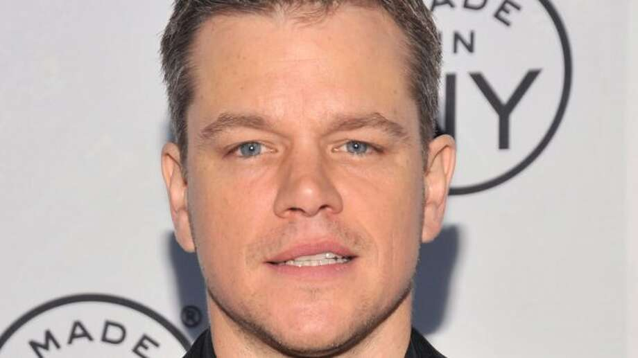 Matt Damon, suggested by Borland. Photo: Gary Gershoff, Getty Images / 2011 Getty Images