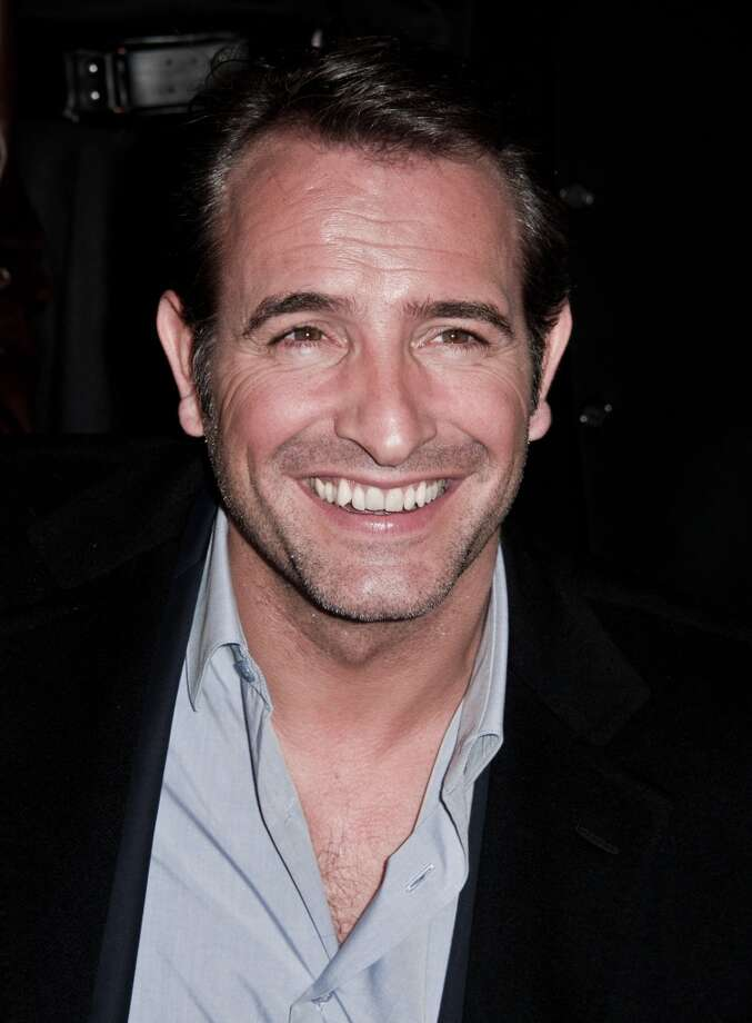 Jean Dujardin, sort of suggested by Tedspe.