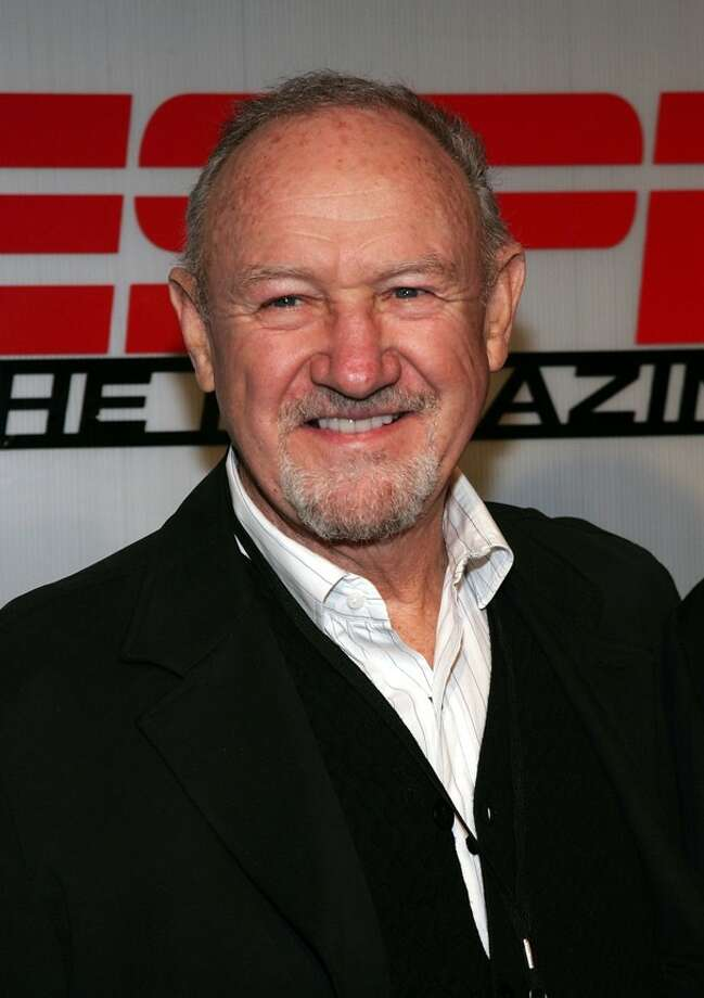 Gene Hackman, suggested by Fain H.