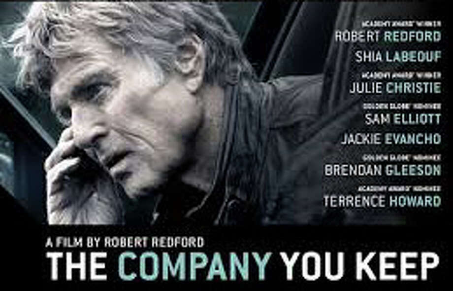 "Robert Redford stars and directed the movie, ""The Company You Keep,"" now playing in area theaters. Photo: Contributed Photo / Westport News contributed"