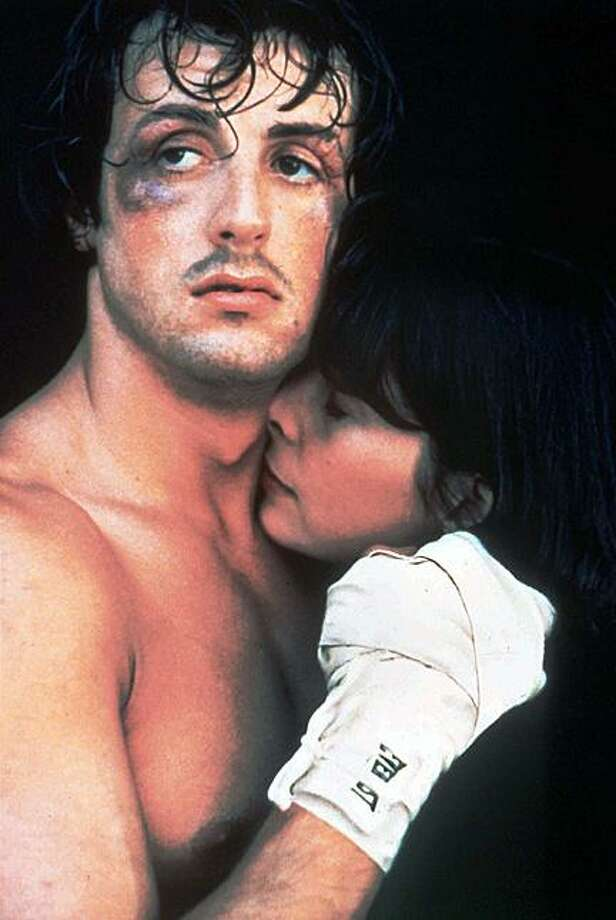 Sylvester Stallone, suggested by cacaorock. Photo: Anonymous, ASSOCIATED PRESS / AP1976