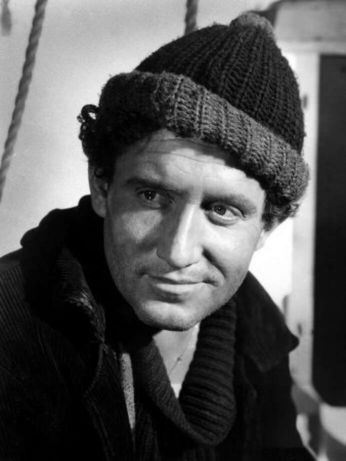 Spencer Tracy, suggested by Gershwin idiot.