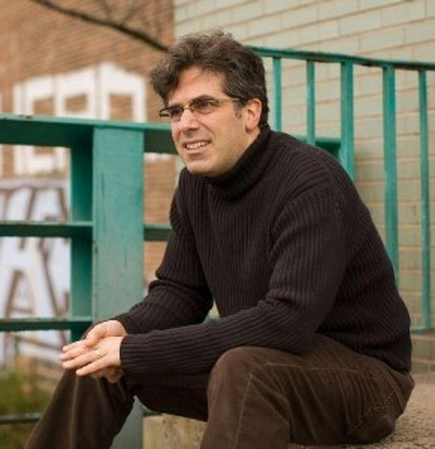 Novelist, essayist and short story writer, Jonathan Lethem.